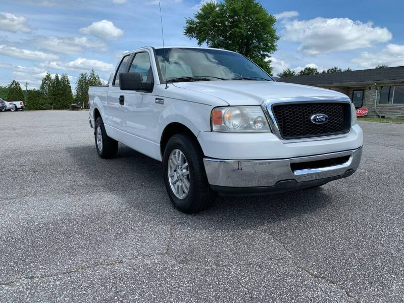 2007 Ford F-150 for sale at Hillside Motors Inc. in Hickory NC