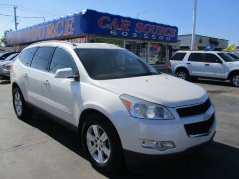 2012 Chevrolet Traverse for sale at CAR SOURCE OKC - CAR ONE in Oklahoma City OK