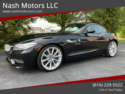 2016 BMW Z4 for sale at Nash Motors LLC in Hudsonville MI