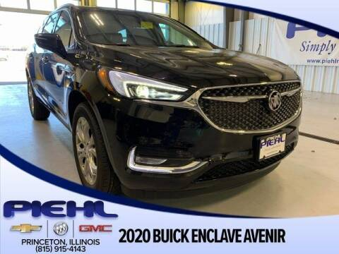 2020 Buick Enclave for sale at Piehl Motors - PIEHL Chevrolet Buick Cadillac in Princeton IL