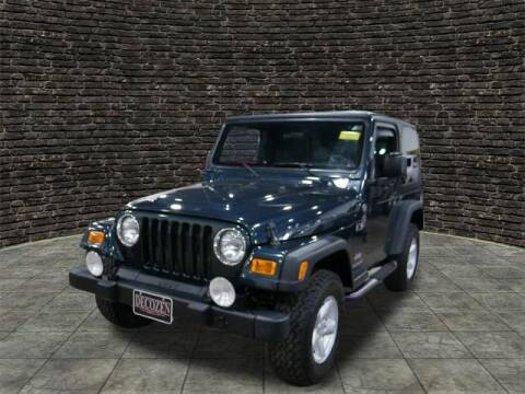 2006 Jeep Wrangler for sale at Montclair Motor Car in Montclair NJ