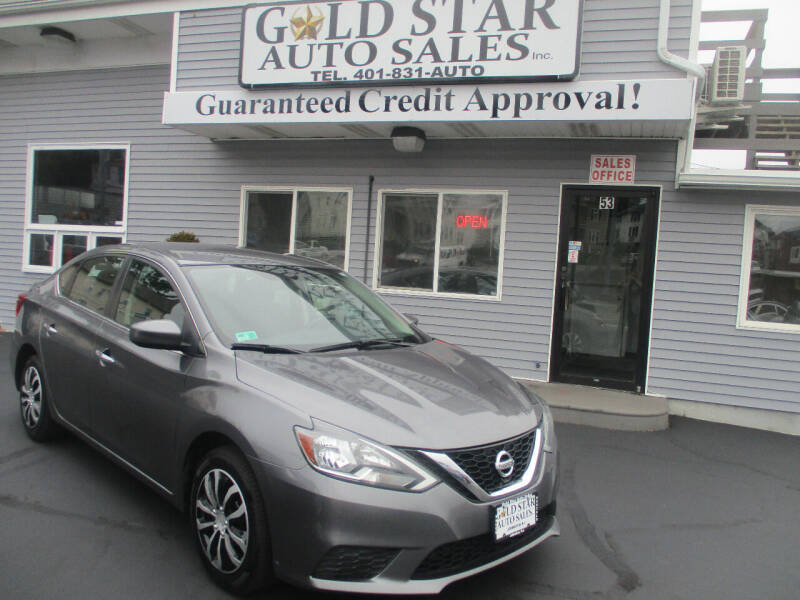 2016 Nissan Sentra for sale at Gold Star Auto Sales in Johnston RI