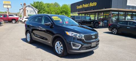 2016 Kia Sorento for sale at South Point Auto Plaza, Inc. in Albany NY