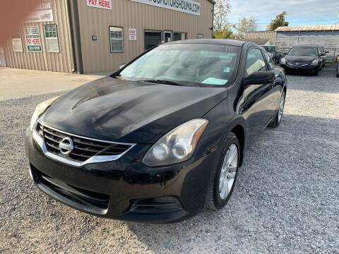 2010 Nissan Altima for sale at Bayou Motors Inc in Houma LA