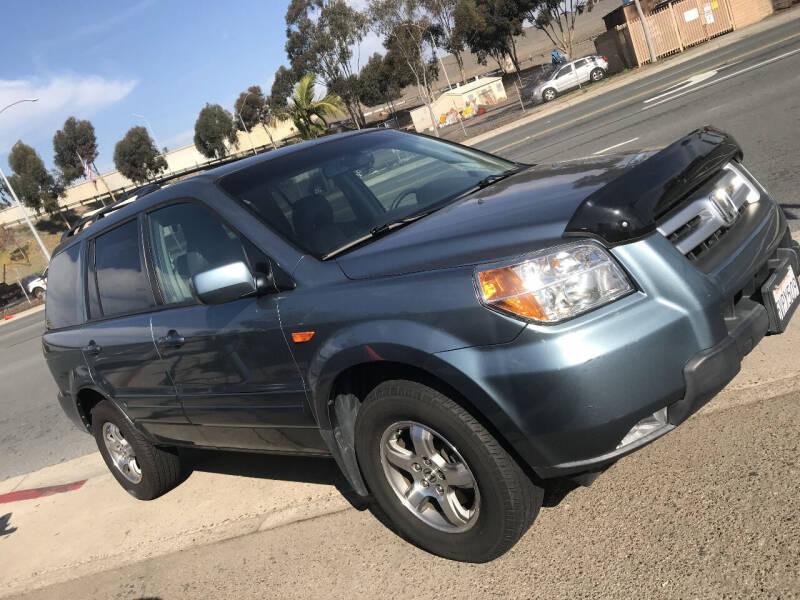 2006 Honda Pilot for sale at Beyer Enterprise in San Ysidro CA