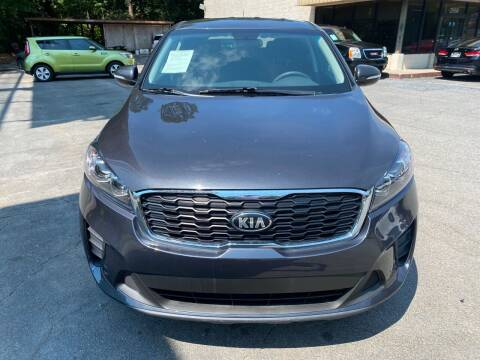 2019 Kia Sorento for sale at J Franklin Auto Sales in Macon GA