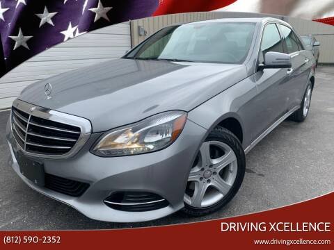 2014 Mercedes-Benz E-Class for sale at Driving Xcellence in Jeffersonville IN