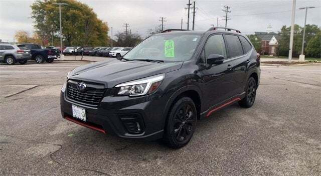 2019 Subaru Forester AWD Sport 4dr Crossover - North Olmsted OH