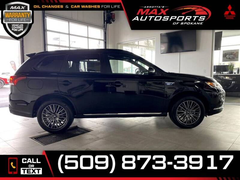 2021 Mitsubishi Outlander PHEV for sale in Spokane, WA