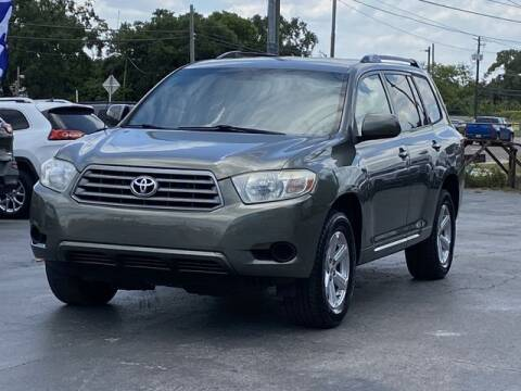 2009 Toyota Highlander for sale at Pioneers Auto Broker in Tampa FL