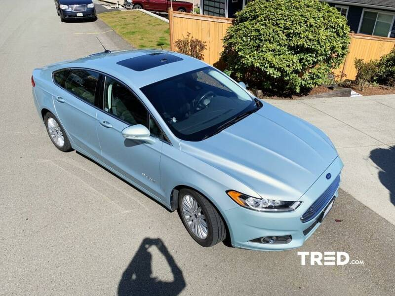 2014 Ford Fusion Hybrid for sale in Seattle, WA