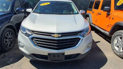 2018 Chevrolet Equinox for sale at Buy Here Pay Here Auto Sales in Newark NJ