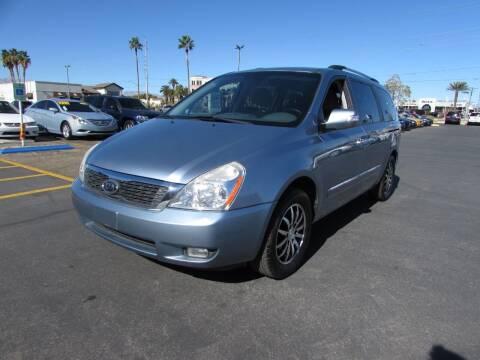 2012 Kia Sedona for sale at Charlie Cheap Car in Las Vegas NV