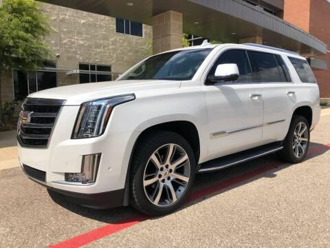 2017 Cadillac Escalade for sale at Beaton's Auto Sales in Amarillo TX