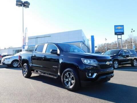 2017 Chevrolet Colorado for sale at Radley Cadillac in Fredericksburg VA