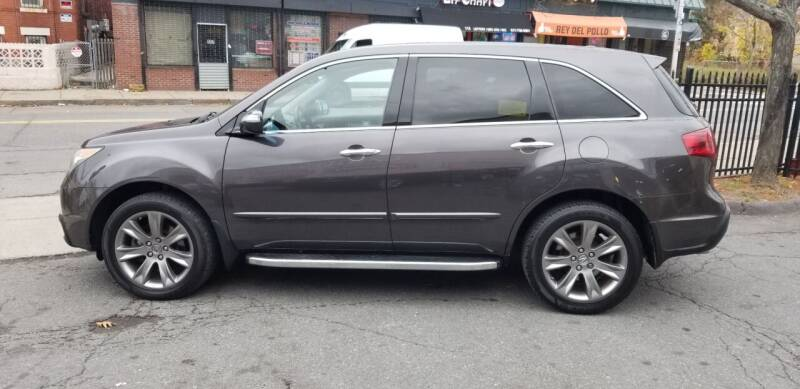 2010 Acura MDX SH-AWD 4dr SUV w/Advance and Entertainment Package - Roxbury MA