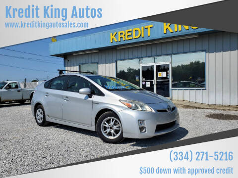 2011 Toyota Prius for sale at Kredit King Autos in Montgomery AL