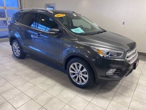 2018 Ford Escape for sale at Harr's Redfield Ford in Redfield SD