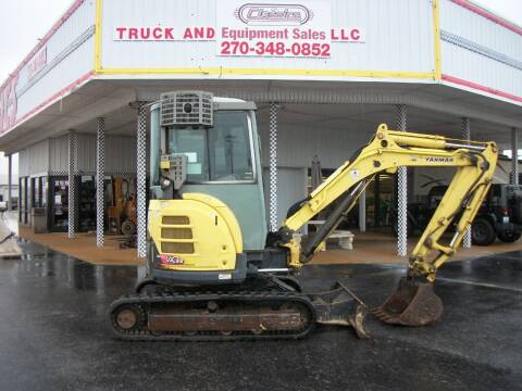 2007 Yanmar V1035 Mini Excavator for sale at Classics Truck and Equipment Sales in Cadiz KY