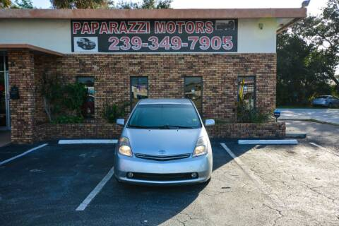2008 Toyota Prius for sale at Paparazzi Motors in North Fort Myers FL