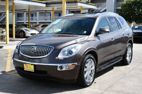 2010 Buick Enclave for sale at Houston Used Auto Sales in Houston TX