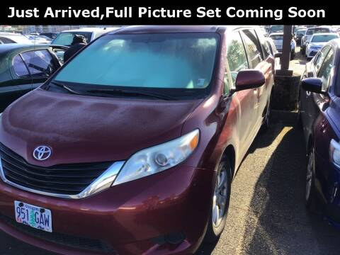 2011 Toyota Sienna for sale at Royal Moore Custom Finance in Hillsboro OR