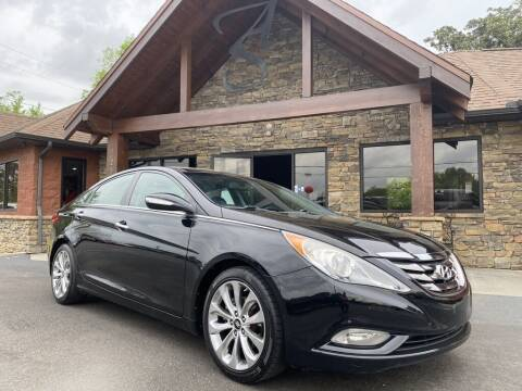 2012 Hyundai Sonata for sale at Auto Solutions in Maryville TN