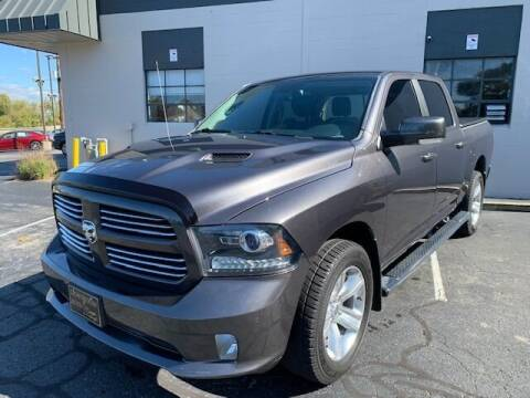 2016 RAM Ram Pickup 1500 for sale at Lighthouse Auto Sales in Holland MI