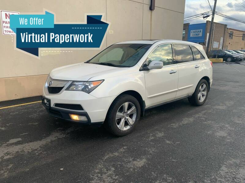 2010 Acura MDX for sale at Eastclusive Motors LLC in Hasbrouck Heights NJ