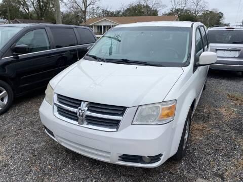 2008 Dodge Grand Caravan for sale at THE COLISEUM MOTORS in Pensacola FL