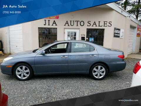 2006 Lexus ES 330 for sale at JIA Auto Sales in Port Monmouth NJ