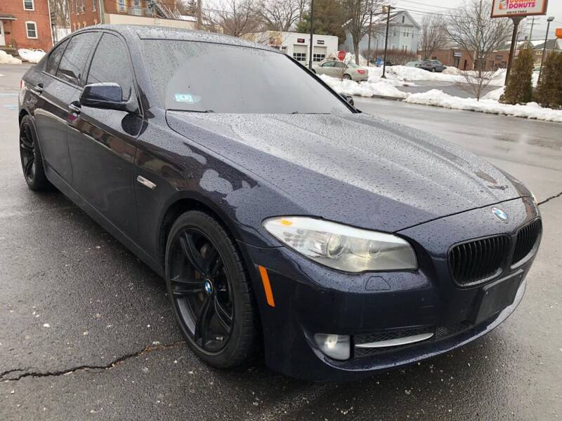 2011 BMW 5 Series for sale at USA Auto Sales in Kensington CT