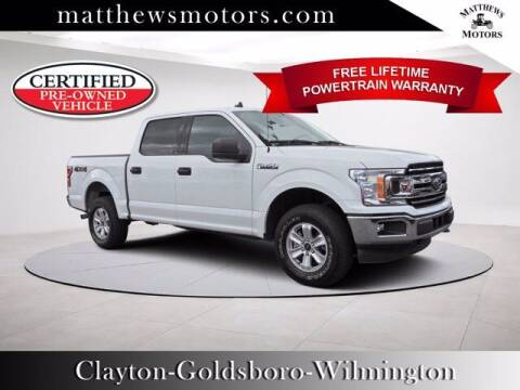 2020 Ford F-150 for sale at Auto Finance of Raleigh in Raleigh NC