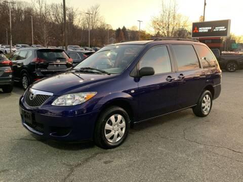 2006 Mazda MPV for sale at Midstate Auto Group in Auburn MA
