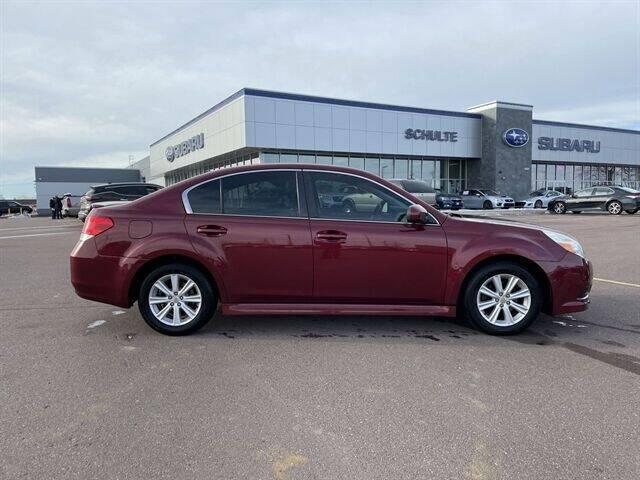 2011 Subaru Legacy for sale at Schulte Subaru in Sioux Falls SD