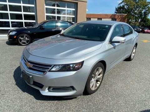 2015 Chevrolet Impala for sale at MAGIC AUTO SALES - Magic Auto Prestige in South Hackensack NJ
