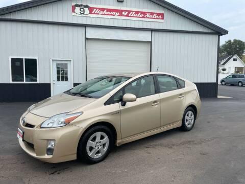 2010 Toyota Prius for sale at Highway 9 Auto Sales - Visit us at usnine.com in Ponca NE