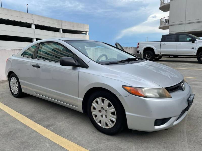 2006 Honda Civic for sale at East Coast Auto Brokers in Chesapeake VA