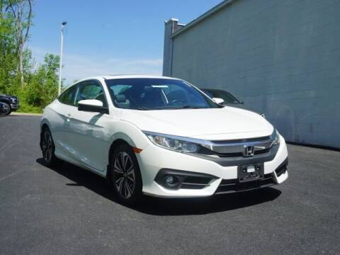 2016 Honda Civic for sale at Ron's Automotive in Manchester MD