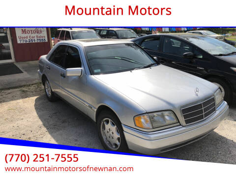 1997 Mercedes-Benz C-Class for sale at Mountain Motors in Newnan GA