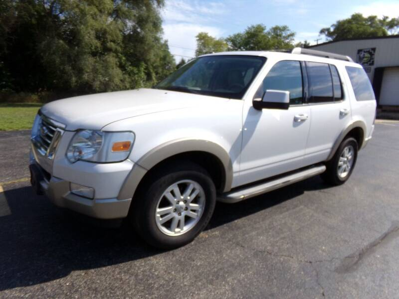 2010 Ford Explorer for sale at Rose Auto Sales & Motorsports Inc in McHenry IL