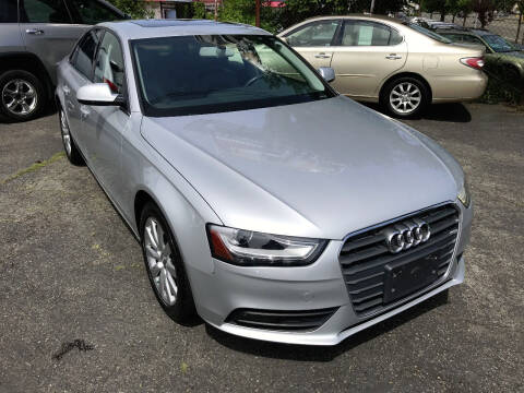 2013 Audi A4 for sale at Autos Cost Less LLC in Lakewood WA