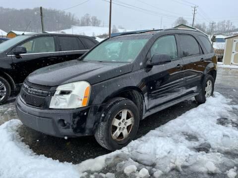 2006 Chevrolet Equinox for sale at ABINGDON AUTOMART LLC in Abingdon VA