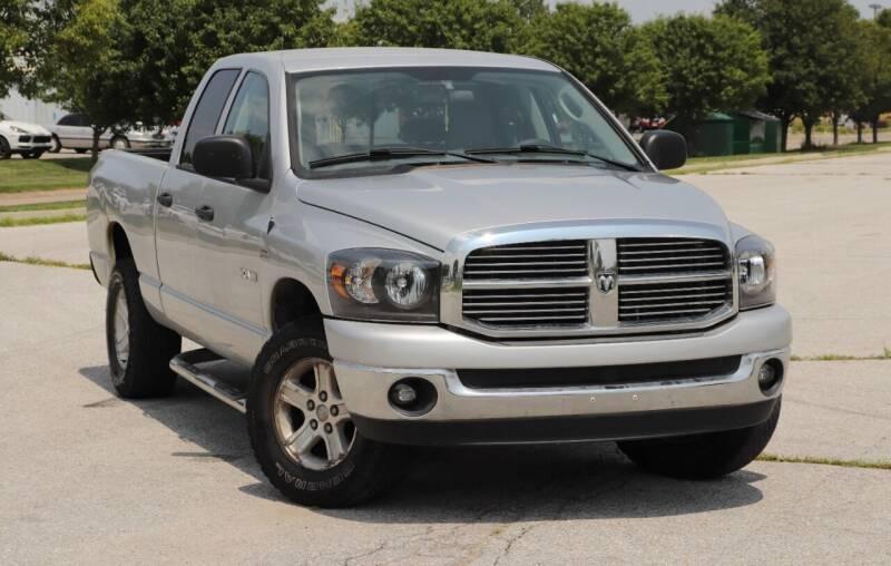 2008 Dodge Ram Pickup 1500 for sale at Big O Auto LLC in Omaha NE