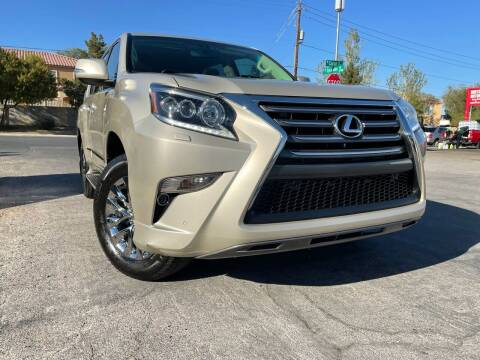 2016 Lexus GX 460 for sale at Boktor Motors in Las Vegas NV