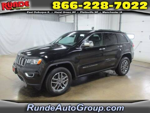 2020 Jeep Grand Cherokee for sale at Runde Chevrolet in East Dubuque IL