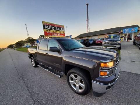 2014 Chevrolet Silverado 1500 for sale at Mox Motors in Port Charlotte FL