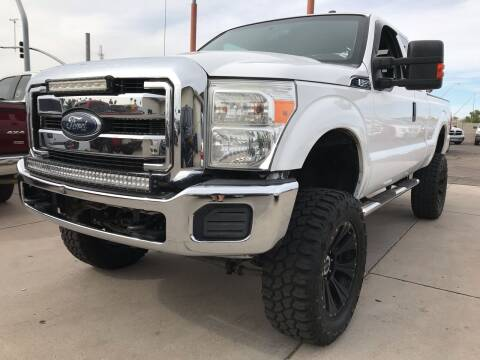 2012 Ford F-250 Super Duty for sale at Town and Country Motors in Mesa AZ