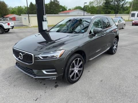 2018 Volvo XC60 for sale at Alexandria Auto Mart LLC in Alexandria PA