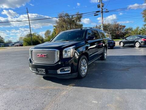 2015 GMC Yukon XL for sale at EXPO AUTO GROUP in Perry OH